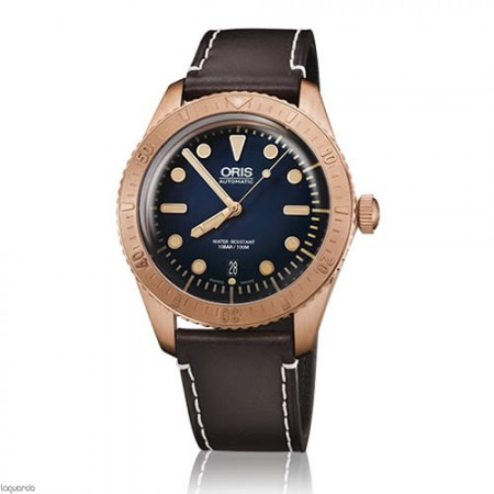 Reloj Oris Carl Brashear Limited Edition 01 733 7720 3185-Set LS