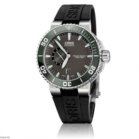 Reloj Oris Aquis Small Second Date 01 743 7673 4137 RS