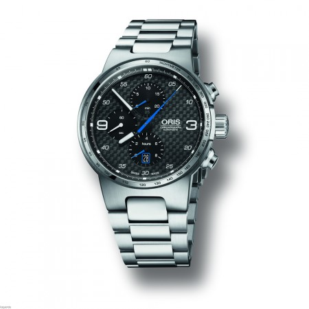 Oris Williams 01 774 7717 4164 8 24 50 Chronograph
