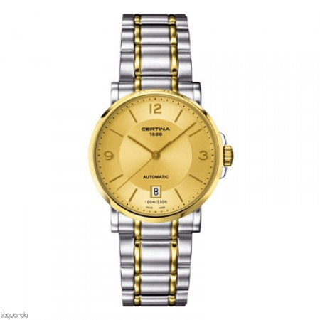 C017.407.22.033.00 Certina DS Caimano Gent Automatic Laguarda Joiers.com