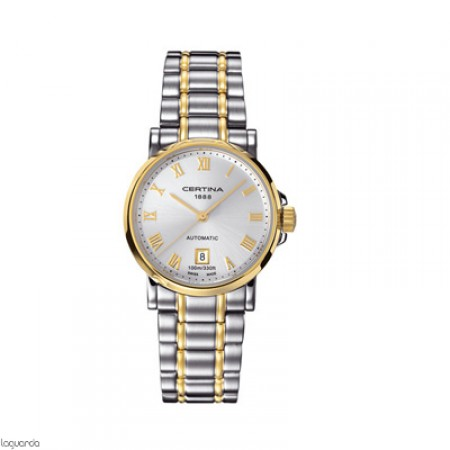 C017.210.22.033.00 Certina DS Caimano Lady Automatic Laguarda Joiers.com