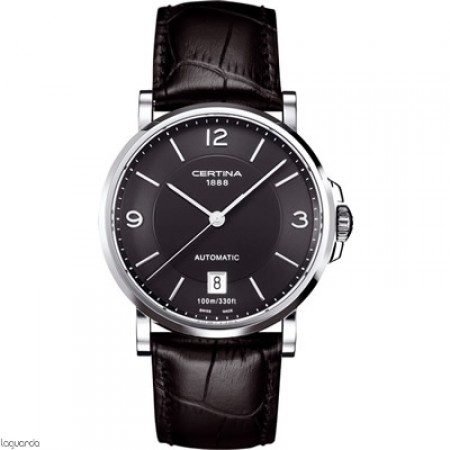 C017.407.16.057.01 Certina DS Caimano Gent Automatic Laguarda Joiers.com