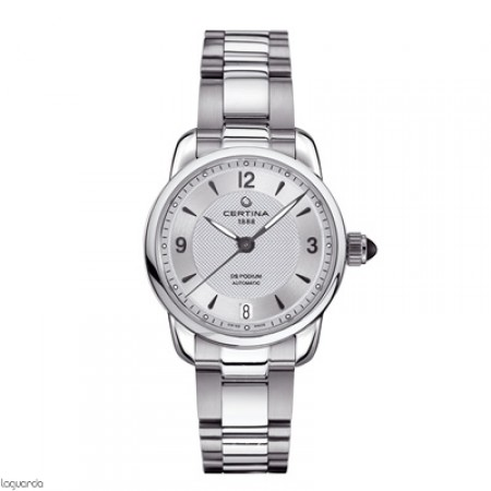 C025.207.11.037.00 Certina DS Podium Lady Automatic Laguarda Joiers.com