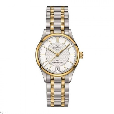 Reloj Certina DS 8 Lady Powermatic 80 C033.207.22.031.00