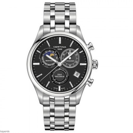 Reloj Certina DS 8 Gent Chrono Moon Phase C033.450.11.051.00