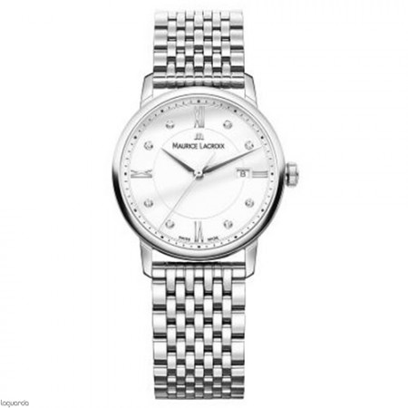 Reloj Maurice Lacroix Date Lady EL1094-SS002-150-1