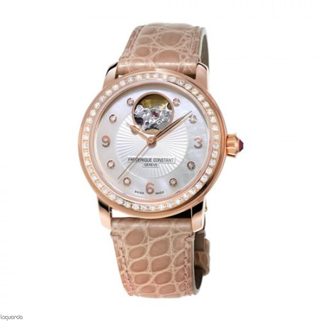Reloj Frederique Constant FC-310HBAD2PD4 Ladies Automatic Heart Beat