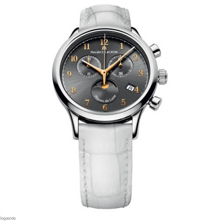 Reloj Maurice Lacroix Chrono Phases de Lune LC1087-SS001-821
