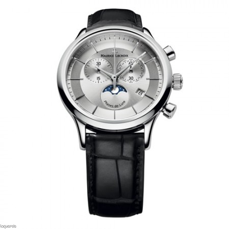 Reloj Maurice Lacroix Chrono Phases de Lune LC1148-SS001-131