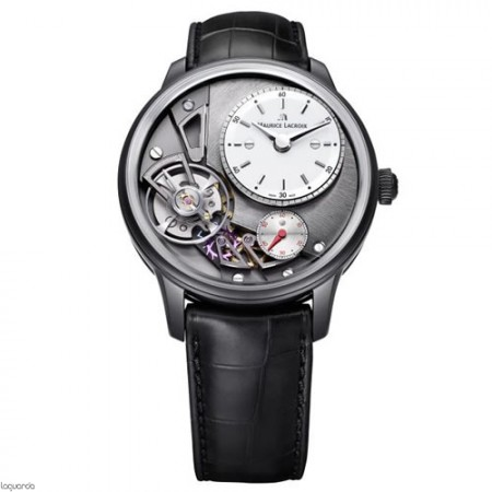 Reloj Maurice Lacroix MP6118-PVB01-130 Masterpiece Gravity