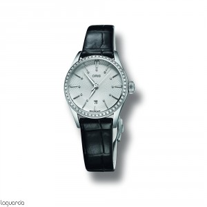 Oris 01 561 7722 4951 5 14 64 FC Artelier Lady Date Diamonds