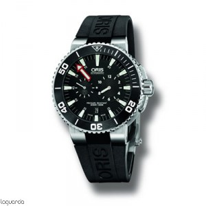 Oris 749 7677 7154 SET Aquis Regulateur