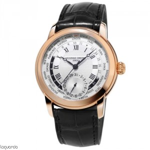 Frederique Constant Worldtimer FC-718MC4H4