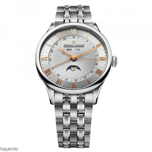 Maurice Lacroix MP6607-SS002-111 Masterpiece Phases de Lune