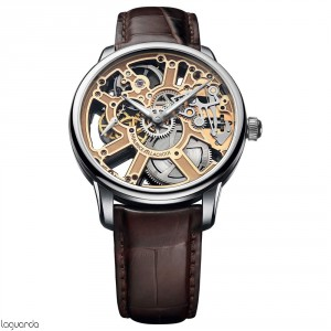 MP7228-SS001-001-2 - Maurice Lacroix Masterpiece Skeleton