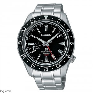 Grand Seiko SBGE001 Spring Drive GMT