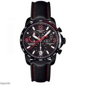 Certina C001.639.16.057.02 DS Podium Big Size Chrono GMT