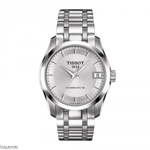 T035.207.11.031.00 Tissot Couturier Powermatic 80 Lady