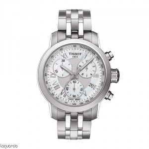 Tissot PRC 200 Quartz T055.217.11.113.00 Chrono Lady
