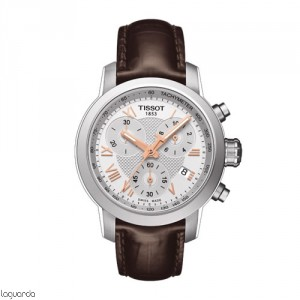 Tissot PRC 200 Quartz T055.217.16.033.02 Chrono Lady