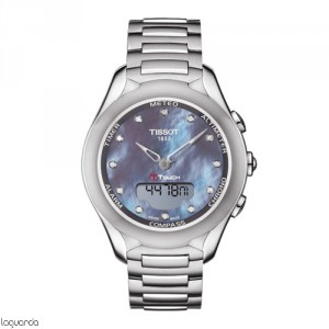 Tissot T075.220.11.106.01 T-Touch Lady Solar