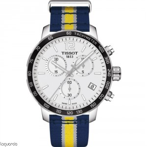 T095.417.17.037.23 Tissot Quickster NBA Teams - Indiana Pacers