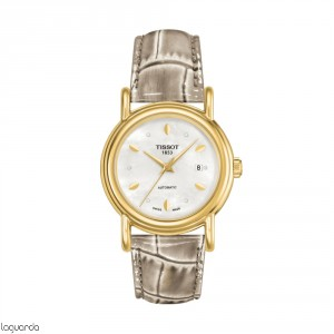 T907.007.16.106.00 Tissot T-Gold Carson Automatic