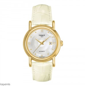 T907.007.16.106.01 Tissot T-Gold Carson Automatic