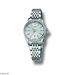 Oris 01 561 7722 4953 8 14 79 FC Artelier Lady Date Diamonds