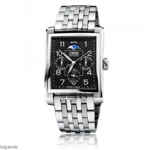 Oris 01 582 7658 4034 MB Rectangular Complication