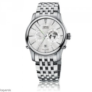 Oris 01 690 7690 4081 MB Artelier Greenwich Mean Time Limited Edition