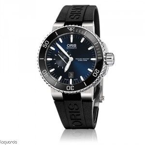 Oris Aquis 01 743 7673 4135 RS Small Second Date
