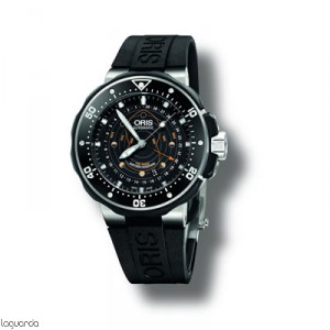Oris 01 761 7682 7154 SET ProDiver Date Pointer Moon
