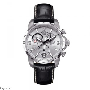 Certina C001.639.16.037.00 DS Podium Big Size Chrono GMT