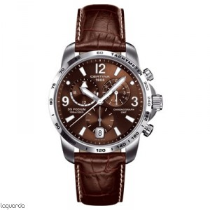 Certina C001.639.16.297.00 DS Podium Big Size Chrono GMT
