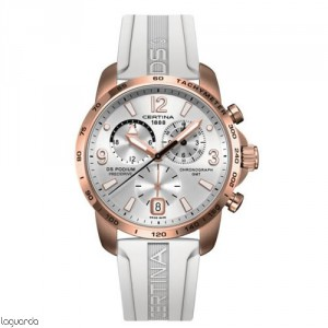 Certina C001.639.97.037.01 DS Podium Chrono GMT Aluminium