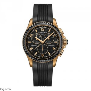 Certina C030.217.37.057.00 DS First Lady Chrono Ceramic