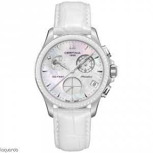 Certina C030.250.16.106.00 DS First Lady Chrono Moon Phase
