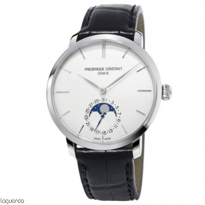 Frederique Constant Slimline Moonphase FC-705S4S6