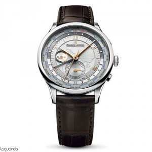 Maurice Lacroix MP6008-SS001-110 Masterpiece Worldtimer