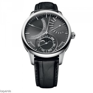 Maurice Lacroix MP6528-SS001-330 Masterpiece Lune Retrograde Automatique