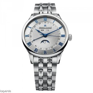 Maurice Lacroix MP6607-SS002-110 Masterpiece Phases de Lune