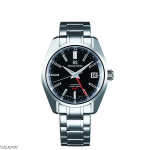 Grand Seiko SBGJ203 Hi-beat 36000 GMT