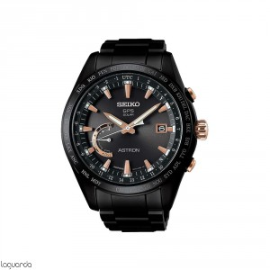 SSE113J1 Seiko Astron Solar GPS World-Time