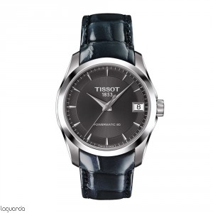 T035.207.16.061.00 Tissot Couturier Powermatic 80 Lady