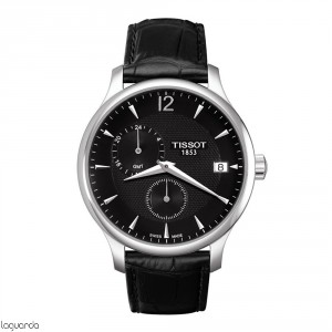 T063.639.16.057.00 Tissot Tradition GMT