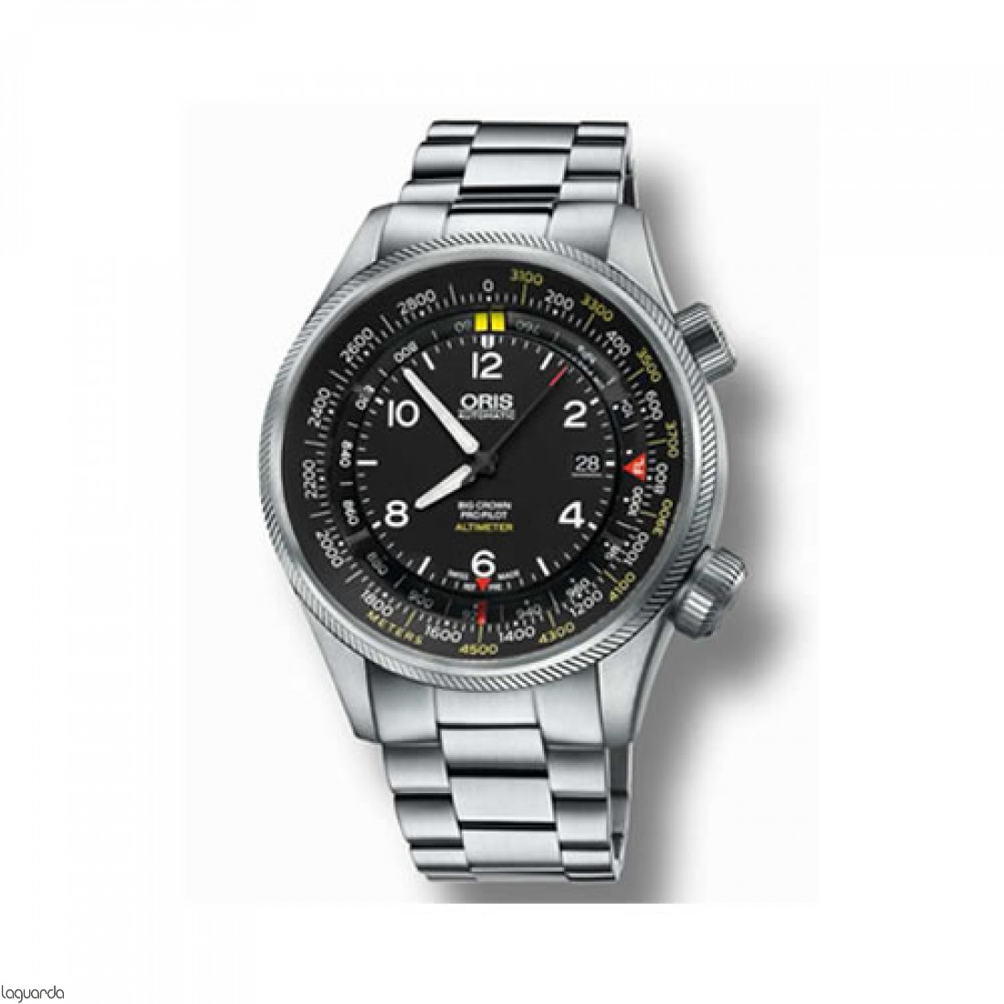Reloj Oris Big Crown 01 733 7705 4134 MB ProPilot Altimeter