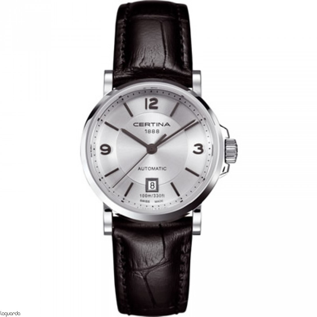 C017.210.16.037.00 Certina DS Caimano Lady Automatic Laguarda Joiers.com