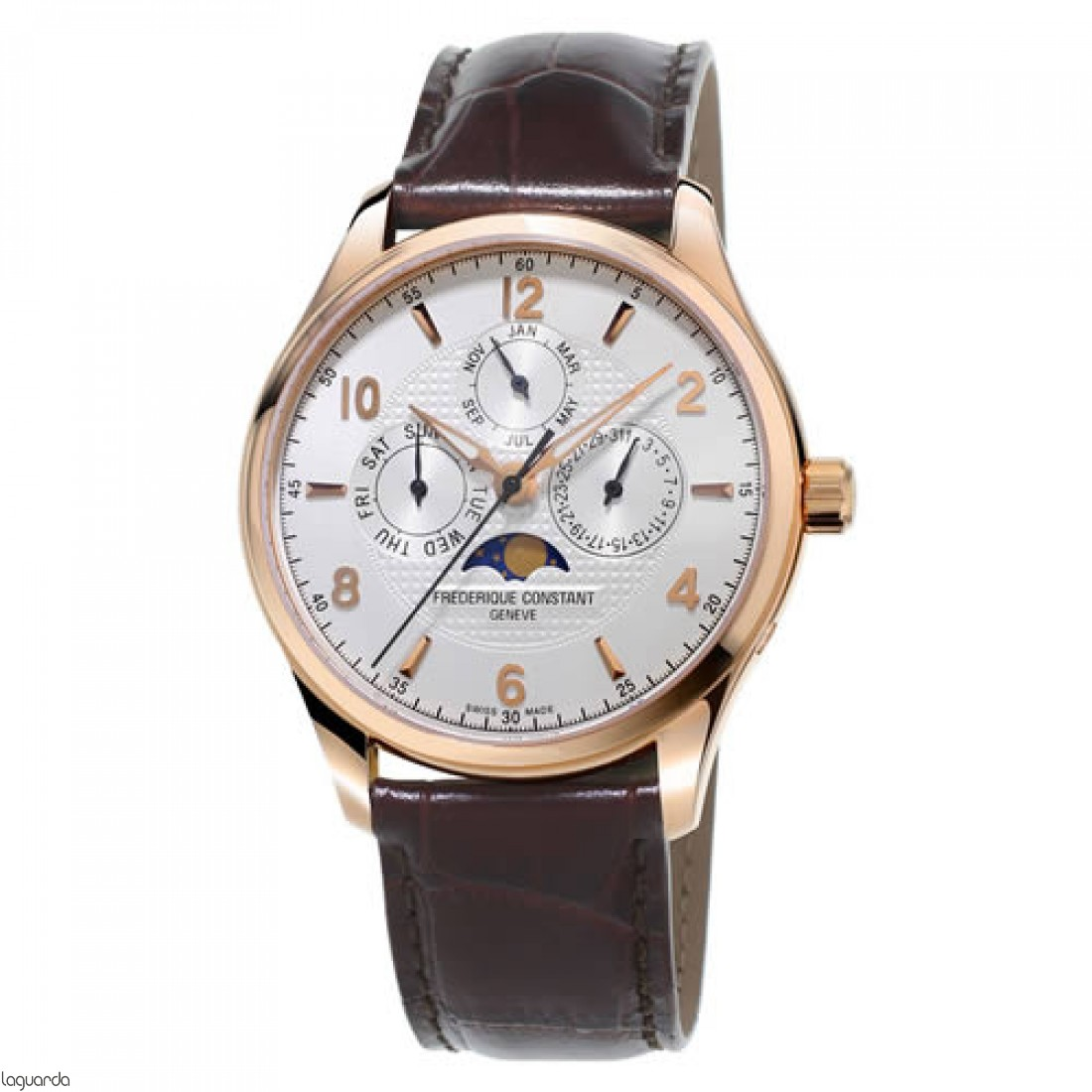 Reloj Frederique Constant FC-365RM5B4 Runabout Moonphase