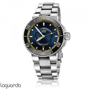 Oris Aquis 01 735 7673 4185-Set MB Great Barrier Edición Limitada II